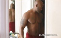 Blows bosses hubbies big black cock