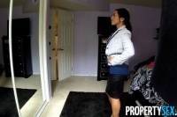 Real estate agent fucks her way out of