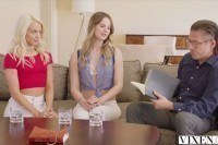 Janson and elsa jean share their professors