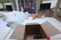 Ashley adams loves big hard dick for her