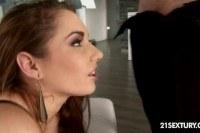 Jenny&s anal debut