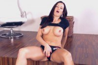 Horny bit tits milf