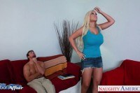 Blonde bridgette b fucking her neighbor