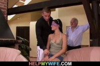 Wife gets a cuckolding surprise