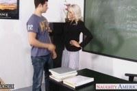 Teacher emma starr take cock in classroom