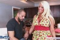 Blonde alura jenson fuck her neighbor