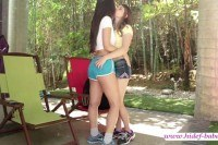 Cute ladies alice march and jenna sativa
