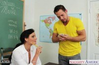 Teacher phoenix marie take cock in classroom