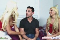 Blondes carmen caliente and courtney taylor