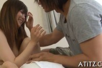 Tits asian charms with fellatio