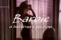 Barbie girl gets her pussy eaten
