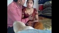 Married bhabhi in red la experience more