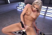 Newcomer squirts all over
