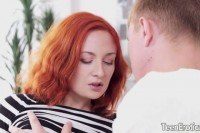 Redhead is sodomized