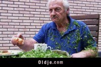Schoolgirl swallowing grandpa cumshot pussy