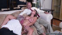 Mom cumshot ivy impresses with her