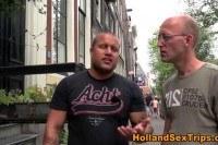 Dutch hooker pussy licked