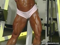 Masinoextreme nude leg workoutfemale