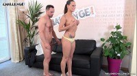 Hard horny fuck with mea melone end with