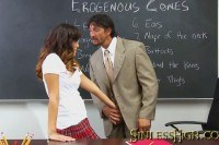 Student fucked by her teacher