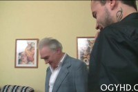 Young gal fucked by old guy