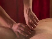 Genital massage for men