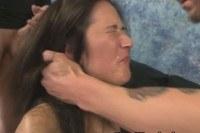 Dirtbag deliah dukes getting her face