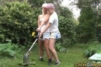 Fetish lesbians pissing