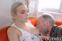 Rod rams young pussy and mouth