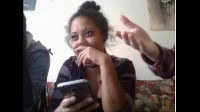 Online babes having fun