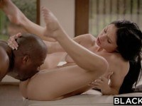 Big black cock for cyrstal rae