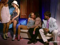 Jacqueline lovette and dina pearl orgy