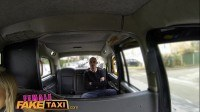 Taxi runaway passenger restrained by