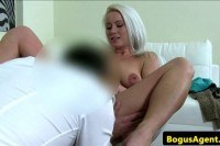 Amateur pussylicked before sucking cock