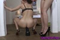 Sexy ass lesbian