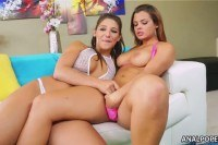 Danger and keisha grey loves anal fuck