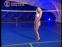 Hovorkova badminton