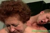 Fucking yo granny slut