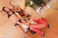 Clara g in fisting lesbian scene by