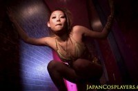 Japanese bikini babe anjie esuwan