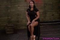 Mistress strapon nailed