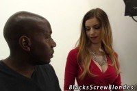 Jizz faced ho suck black