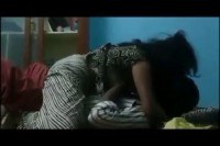 Hot aunty romance with uncle superb on
