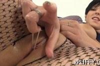 Hot pussy fingering