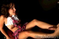 Teen plays with her priests holy rod thru