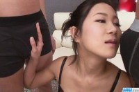 Sono likes dealing two cocks in the same