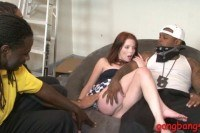 Jessi palmer ass fucked by black dudes on