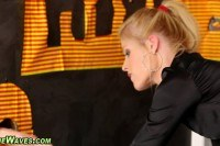 Blonde bukkake lover rubs