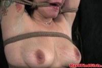 Submissive handling sextoys