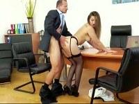 Daniels sexy secretary